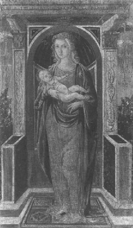 madonna and child by filippo filippino lippi