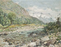 il lys - gressoney by ottorino campagnari