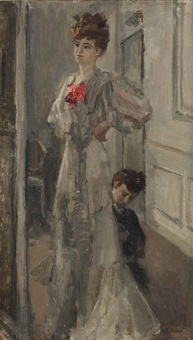 the new dress by isaac israels