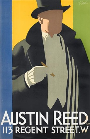 Austin Reed Ltd By Tom Purvis On Artnet