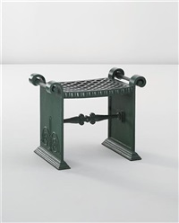 taburett bench, model no. n:1 by folke bensow