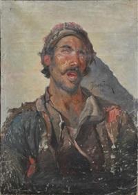 le chanteur aveugle by georgy gabashvili