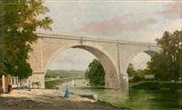le pont de nogent-sur-marne by benoit fillatreau
