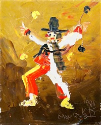 clown by morris katz