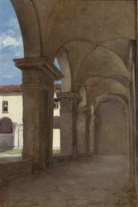 porticato del liceo san francesco torino by amedeo ghesio volpengo