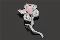 flower brooch by j. stella