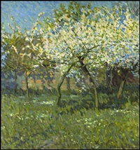 orchard by helen galloway mcnicoll