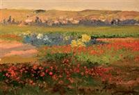 el campo en primavera by domingo soler gili