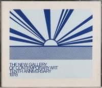 the new gallery of contemporary art by roy lichtenstein
