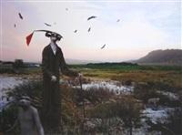 harbinger in correctional uniform, lost marsh by jane alexander