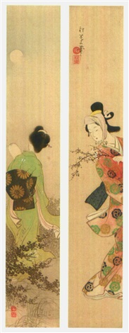 spring and autumn by shoen uemura
