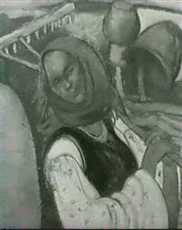 peasant woman by vera i. barinova-kuleba