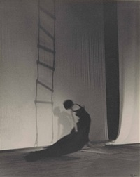 le ballet russe, paris by ilse bing
