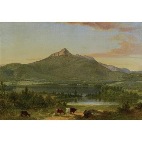mount chocorua new hampshire by asher brown durand