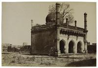 mosque of yakoot dabooli, india by thomas biggs