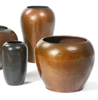 three vases by dirk van erp