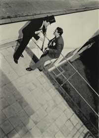 schirmeinski and jircksen by t. lux feininger