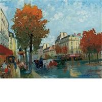 l'avenue matignon by constantine kluge