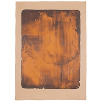 bronze smoke (harrison 71) by helen frankenthaler