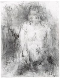 sans titre - lrz 59/00 by eugène leroy