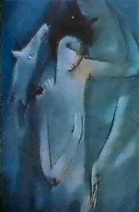 la nuit sentimentale by piotr konnikov