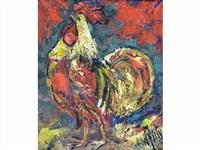 le coq by henri d' anty