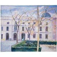 palacio de justicia, madrid by antonio santos