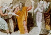 jesus im gespräch mit den weisen by giovanni fontana