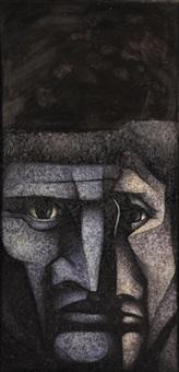 rostros by ricardo carpani