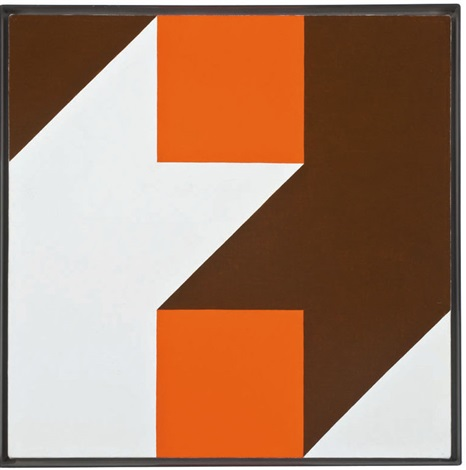 me to 1 by frederick hammersley