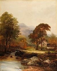 paisaje by george bates