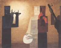 indian quartet by tilsa tsuchiya