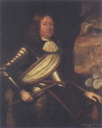 portrait of david, 2nd earl of wemyss by david scougall