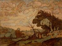 landscape by dimitrios litsas