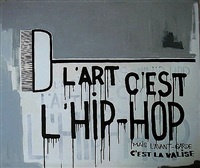 l'art c'est l'hip-hop by valéry chtak
