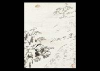 ocean landscape by keisen tomita