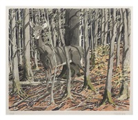 deer by neil welliver