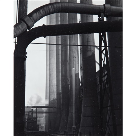 armco steel ohio by edward weston