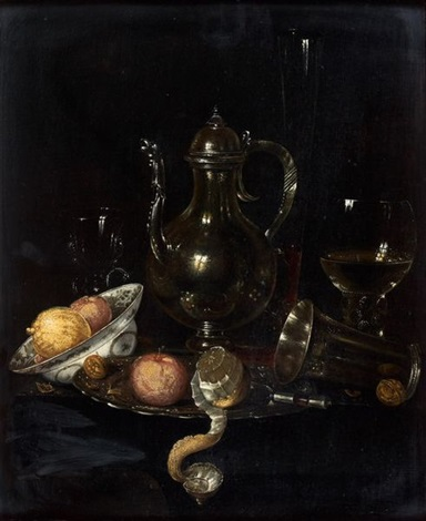 nature morte by jan davidsz de heem