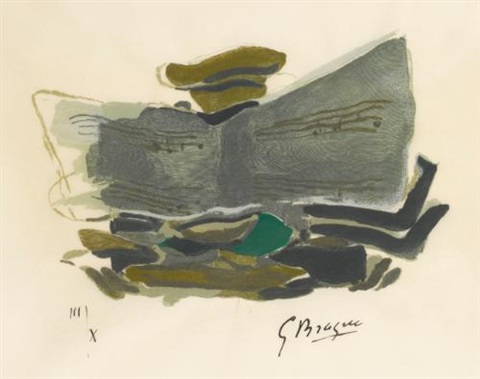 la musique from si je mourais là bas by georges braque