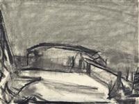 the bullring, rhonda by david bomberg