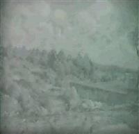 paisaje de cuenca by carlos dal re ambrosi