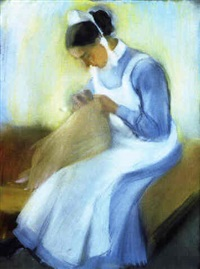 sjuksköterskan by einar ilmoni