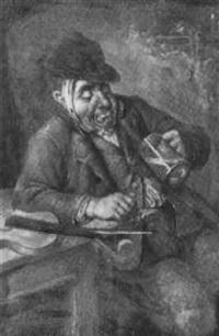 der müde musiker by a. merveldt