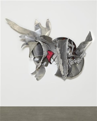 brit q 6 from the moby dick series by frank stella