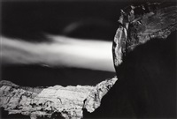 autumn solstice, capitol reef, capitol gorge (utah) by minor white