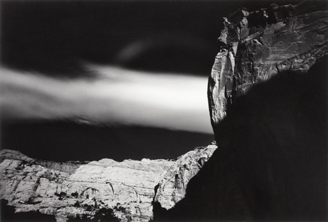autumn solstice capitol reef capitol gorge utah by minor white