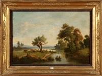 paysage animé by james mcdougal hart