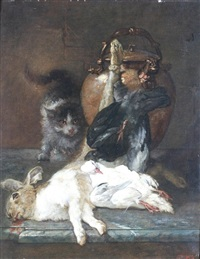 après la chasse by charles monginot