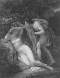 sylvie et amynte ou angélique et médor by joseph albrier